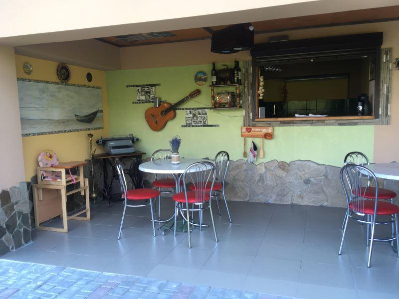 """Кафе гостиницы """"Коруна"""" в Алуште"""